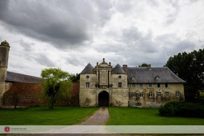 Le Chateau d'Aisne, near my native village