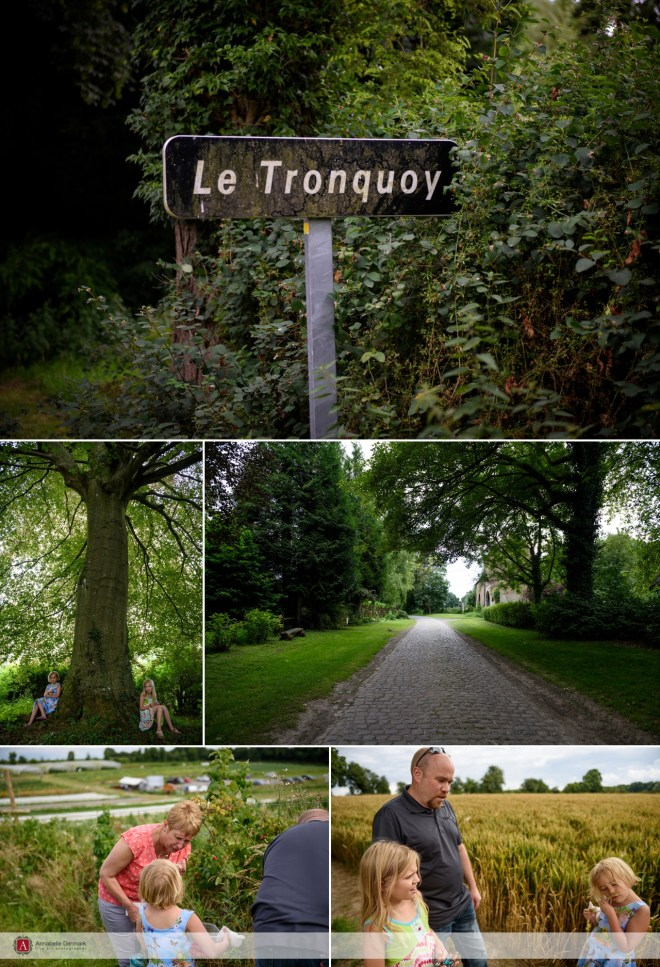 Le Tronquoy, one of my favorite places every, locates walking distance from the family home