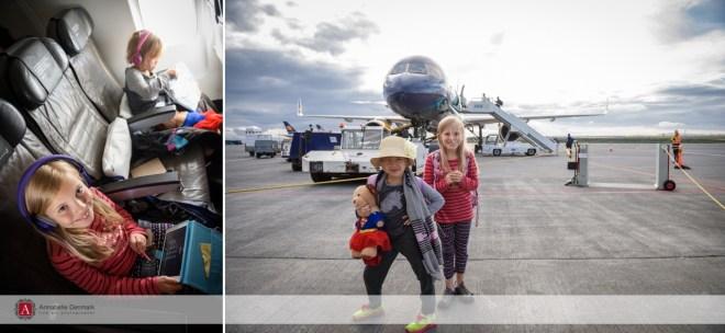 Tarmac shot in Reykjavik with Icelandair