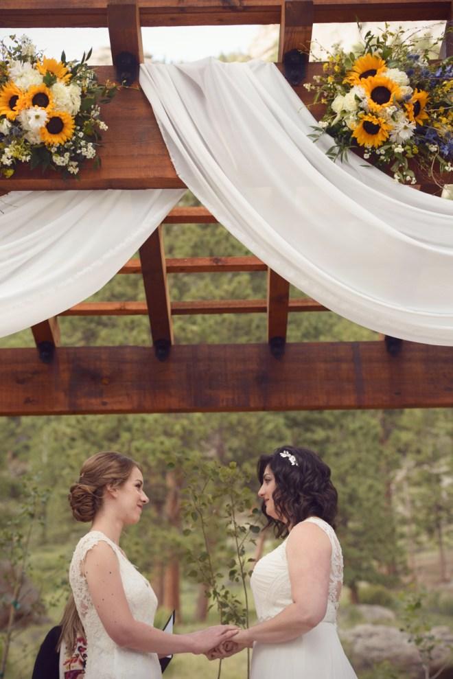 Jewish Lesbian Wedding Ceremony