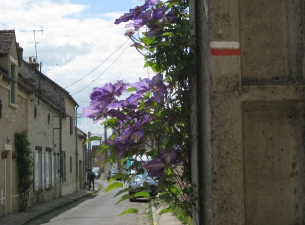French footpath signs explained