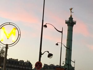 Walk from Bastille