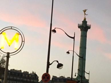 Walk from Bastille