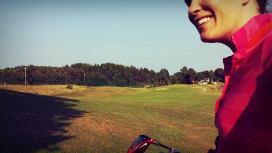 Golf på Värmdo Golfklubb med Samsung och Nike Golf