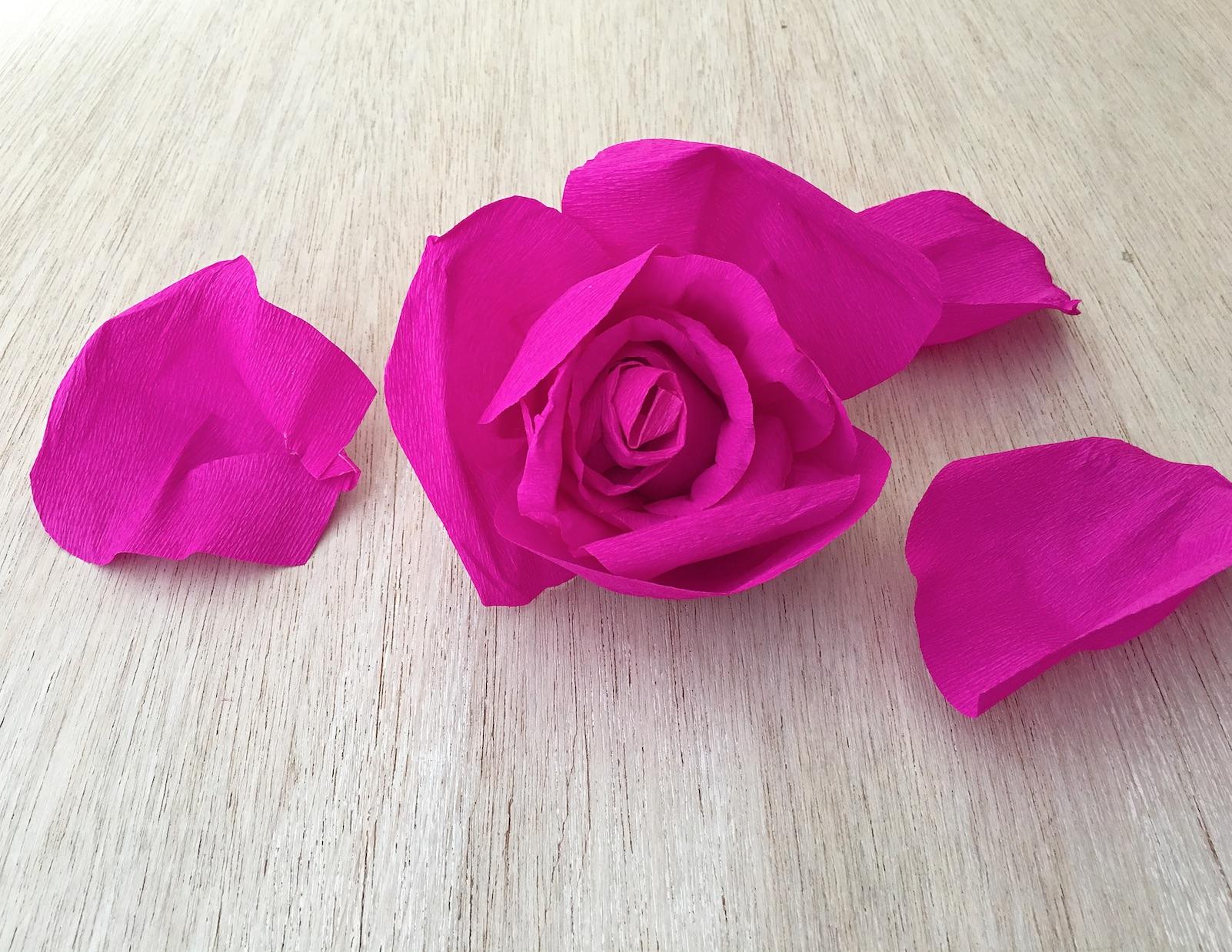 Célèbre I fiori di carta crespa - Anna Borrelli LX49