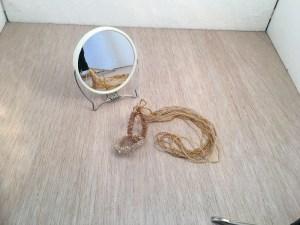 variante con cristalli chiari