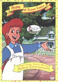 Anne of Green Gables The Animated Series, Vol. 3 - The Avonlea Herald