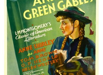 Locandina Anne of Green Gables 1932