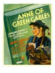 Locandina Anne of Green Gables