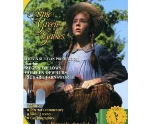 dvd Anne Of Green Gables