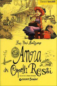 copertina Giunti Anna dai capelli rossi