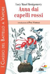 Copertina Anna dai capelli rossi Piemme