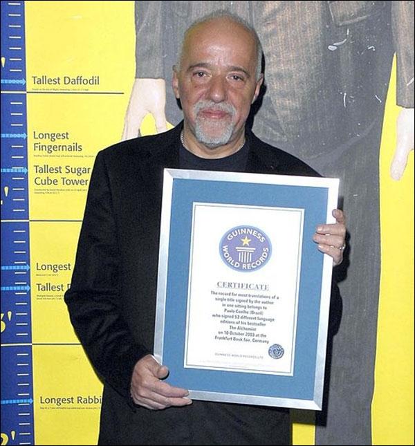 إنجازات باولو كويلو
