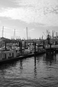 Exploring Hamburg