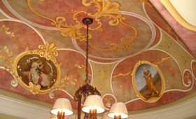 DeBusk Renaissance Mural