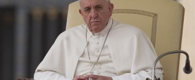 l'intervista di scalfari a papa francesco