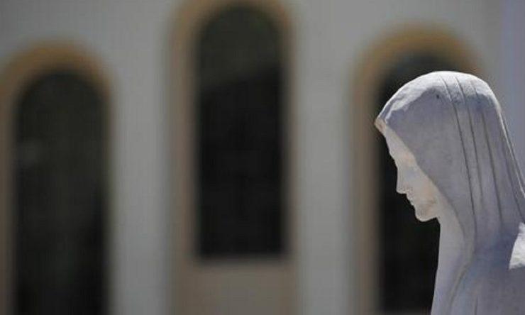 la Gospa così chiamata a Medjugorje, che significa la Madonna