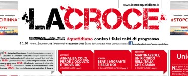 quotidiano la croce