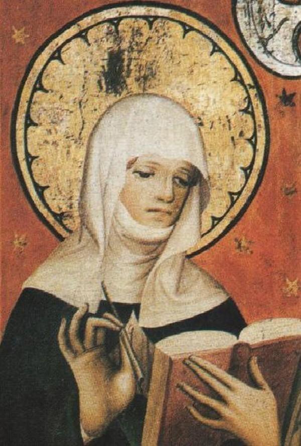 orazioni di Santa Brigida