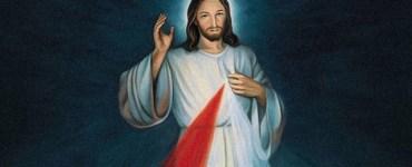 la potenza del perdono Gesù divina misericordia