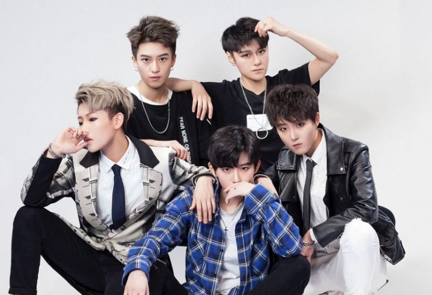 acrush la boy band di ragazze cinesi