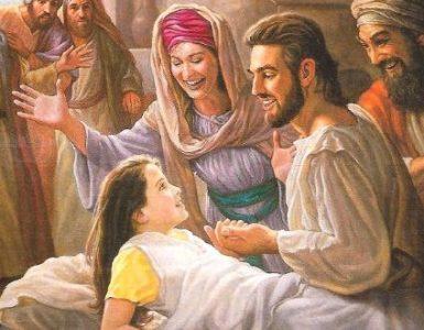 preghiera di guarigione