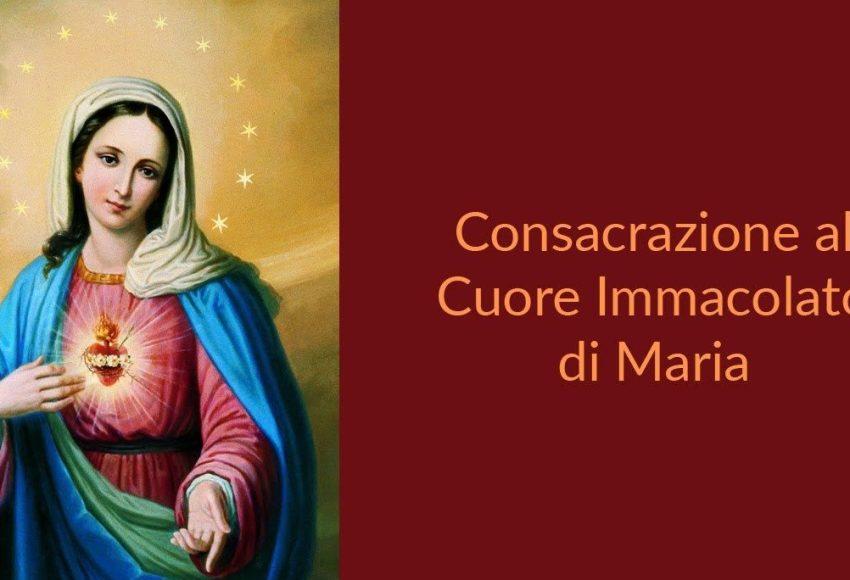 Catechesi consacrazione a maria