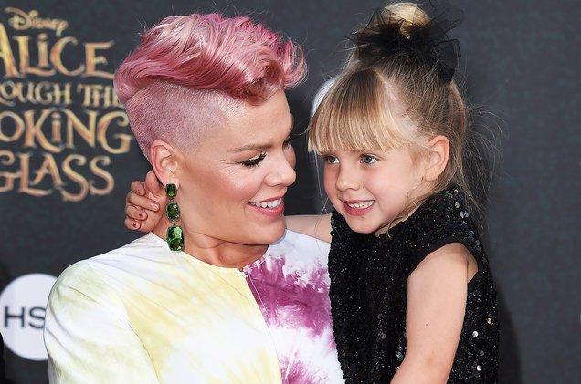 pink allla figlia lezione di vita