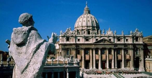 pellegrinaggio a Roma Vaticano