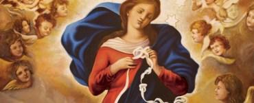 pellegrinaggio maria che scioglie i nodi