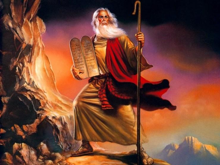 i comandamenti di Dio