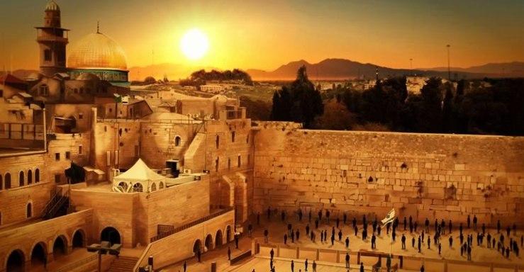 Terra santa, luoghi di Gesù