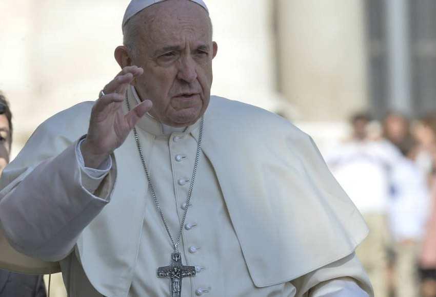 Papa Francesco vivere una fede autentica