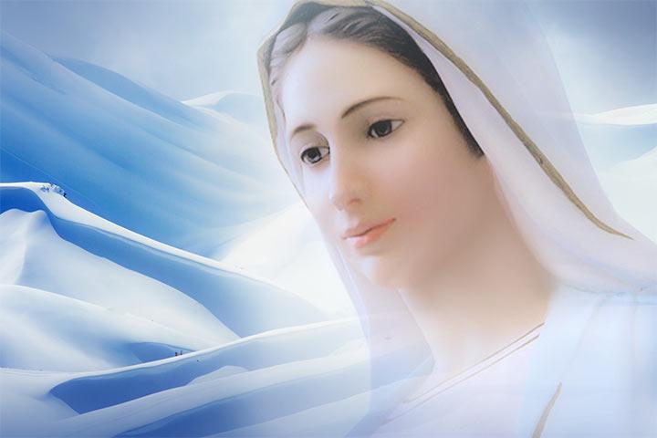 canto la voce di Maria