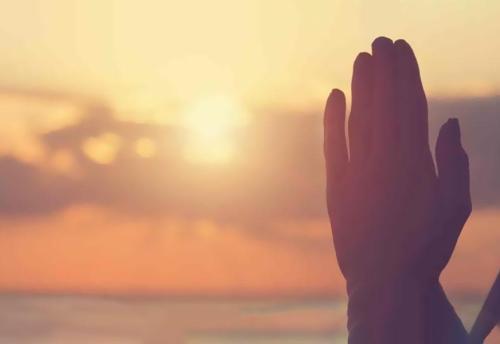 preghiera di intercessione