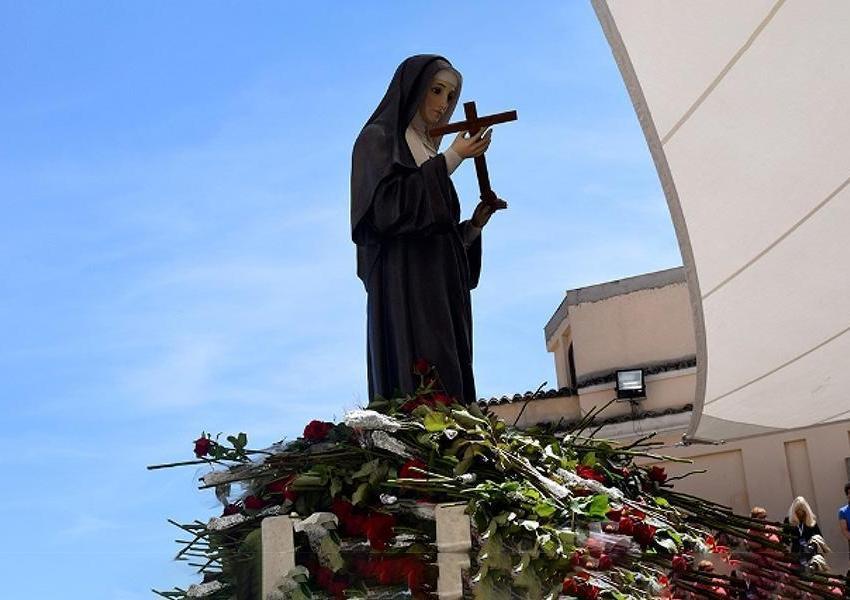 Alcuni flash sulla vita di santa Rita da Cascia, la santa delle cause impossibili e dei casi disperati