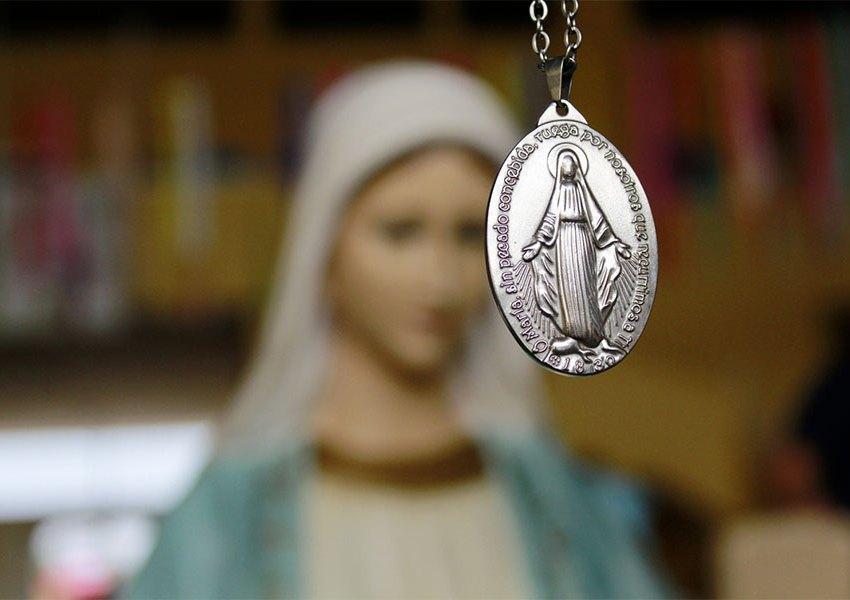 la medaglia miracolosa perché indossarla