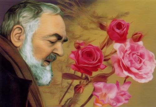Il profumo di padre Pio