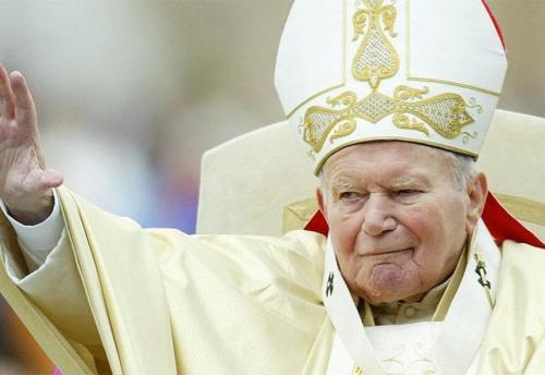 La storia GMG di Roma con san Giovanni Paolo II