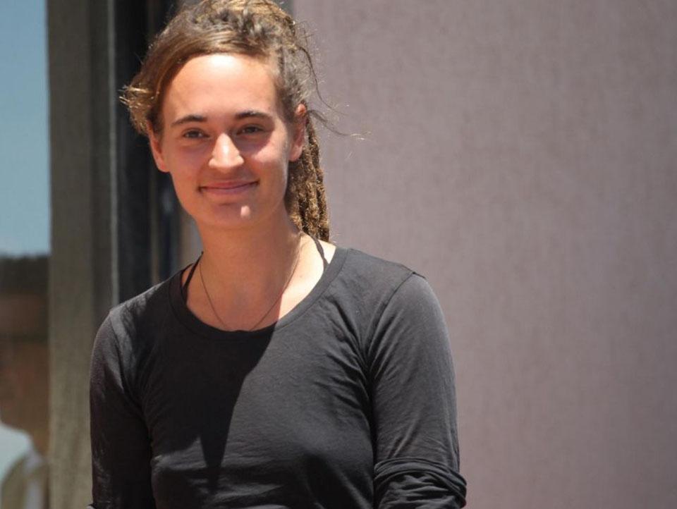 Annalisa Tardino su Carola Rackete