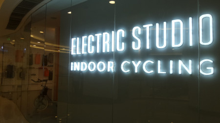 Indoor cycling is the new fitness at Electric Studio Philippines