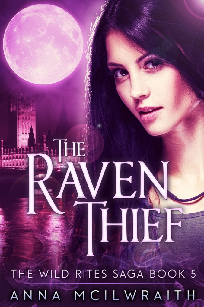 The Raven Thief, book 5 in The Wild Rites Saga