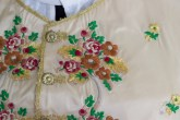 Male attire 60s XVIII c. with embroidered silk vest