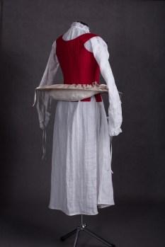 historical costume dutch underwear