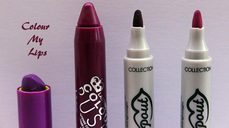 colour my lips