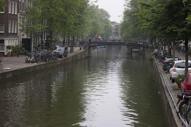 take me back to Amsterdam