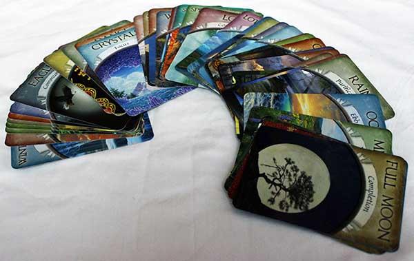 spirit cards