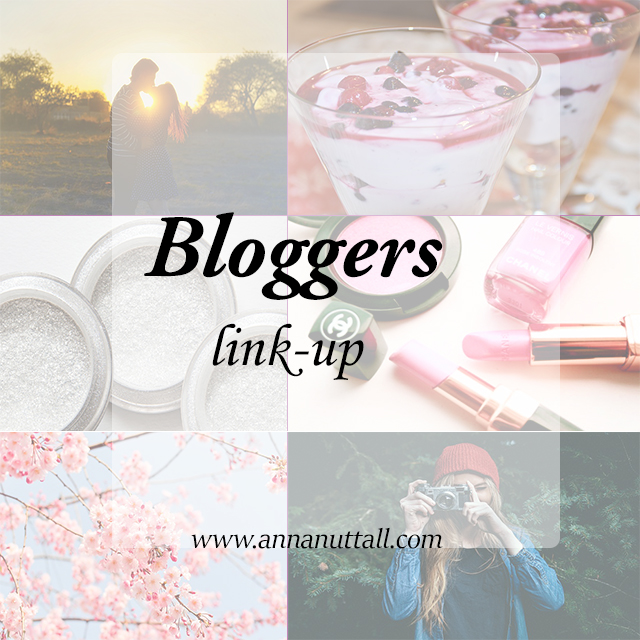 Anna Nuttall Bloggers Links-Up 68