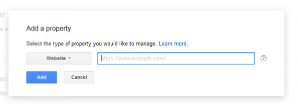a beginner's guide to Google Webmaster Tools