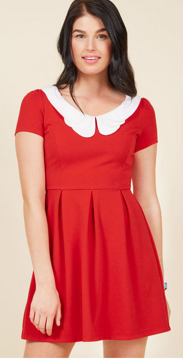 the cutest dresses on Modcloth